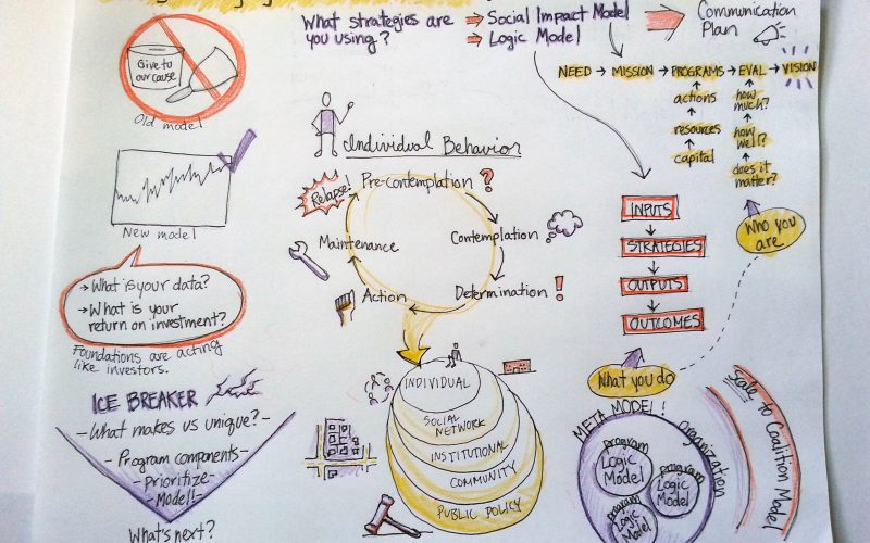Developing a Nonprofit Theory of Change